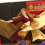 middle eastern dance at pennsic
